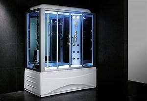 Baignoire Douche Balneo : baignoire hammam rectangulaire thalassor modele omega 170 ~ Melissatoandfro.com Idées de Décoration