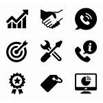Icons Vector Business Engineering Icon Elements Seo