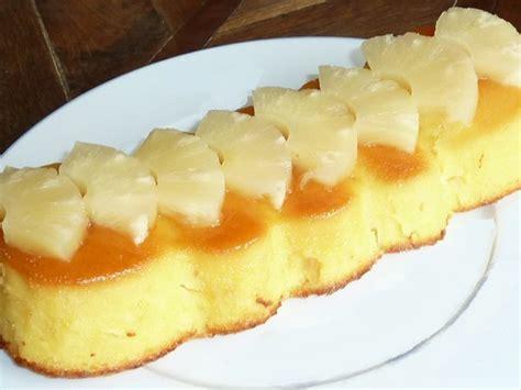 dessert noix de coco ananas flan ananas noix de coco recette de flan ananas noix de coco marmiton