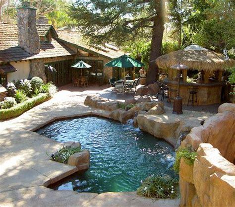 backyard oasis pool ideas landscaping backyard design