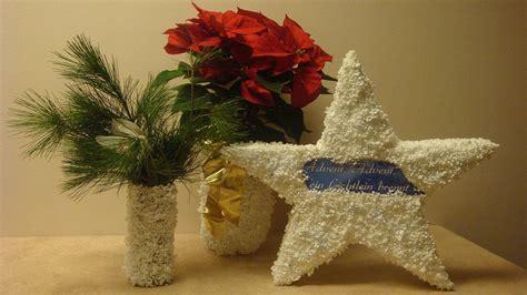 dekoideen weihnachten 220 bertopf f 252 r weihnachtsstern basteln