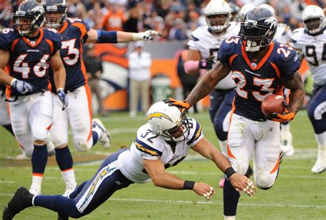broncos  chargers  reasons denver  win