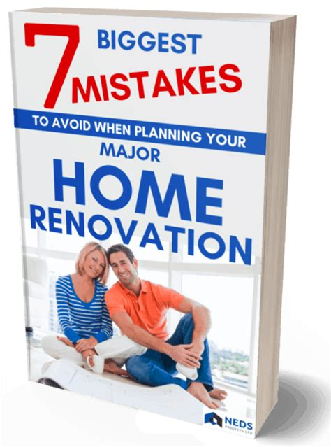 tips living  home  renovating neds projects
