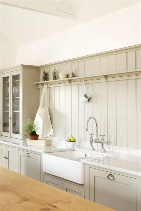 beadboard kitchen backsplash 25 beadboard kitchen backsplashes to add a cozy touch