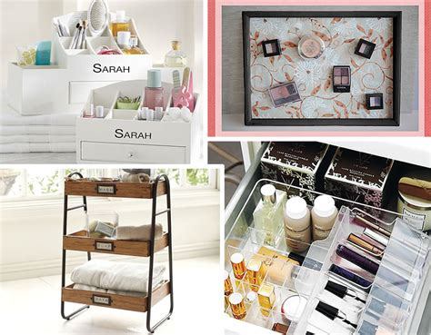 see through makeup desk 20 marvelous makeup storage ideas