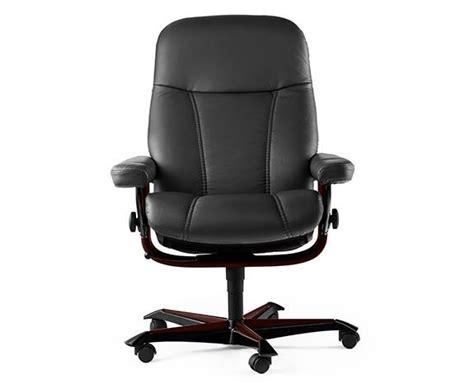 fauteuil de bureau stressless fauteuils home office stressless consul fauteuil de