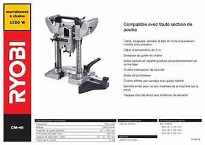 Guide Tronconneuse Ryobi : notice ryobi cm 40 tron onneuse trouver une solution ~ Edinachiropracticcenter.com Idées de Décoration
