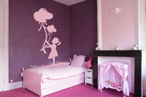 sticker mural chambre fille stickers muraux chambre bébé pas cher