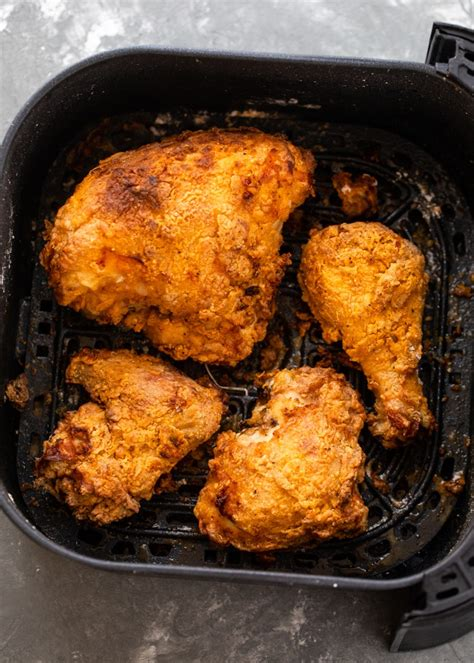fryer air chicken fried recipes gimmedelicious recipe buttermilk tasty crispy frier healthy frying cooking meat delicious easy objectives oven tender