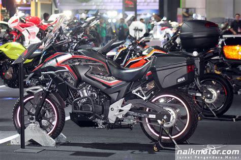 Gambar Motor Honda Cb500x by Konsep Modifikasi Honda Cb500x Dari H2c Untuk Adventure