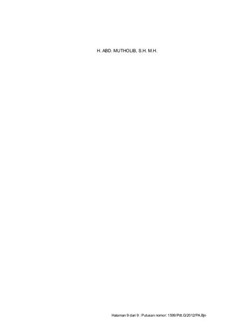 contoh surat kuasa cerai di pengadilan negeri contoh 36
