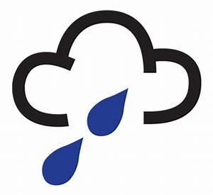 Rain Cloud Symbol - ClipArt Best