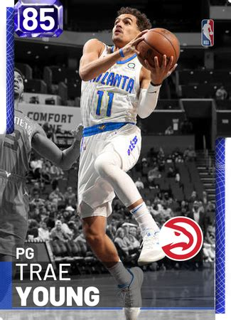 trae young nba  custom card kmtcentral