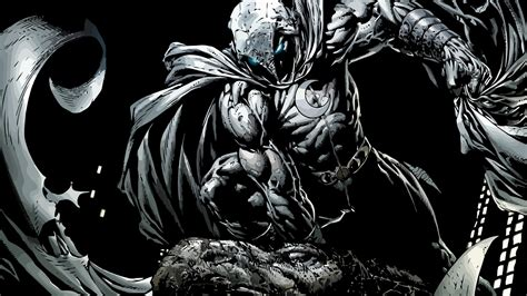 Guardians Of The Galaxy Wallpaper Who Is Moon Knight And Why Is He Ready For The Mcu