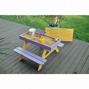 Bac à Sable Castorama : best salon de jardin couleur sable contemporary awesome ~ Dailycaller-alerts.com Idées de Décoration