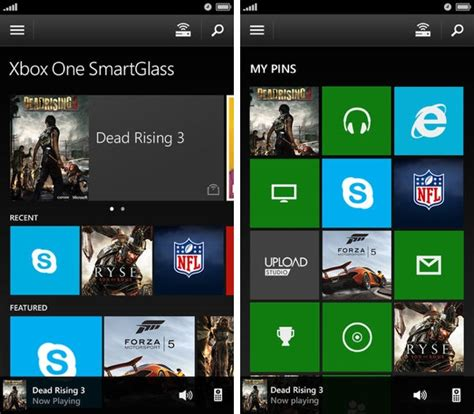 xbox one smartglass app makes its official debut in the ios app store