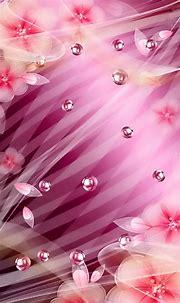 Dreamy Pinks | Pearl wallpaper, Pink wallpaper iphone ...