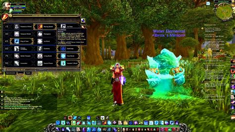 world  warcraft frost mage guide patch  pvp talent