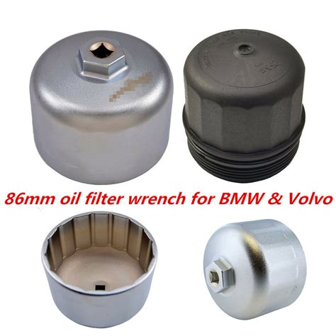 mm aluminum cartridge style oil filter wrench filter