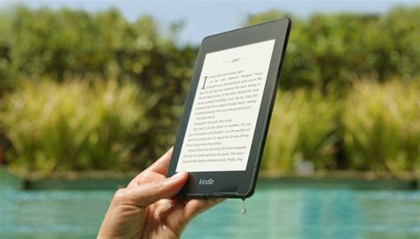new kindle paperwhite e reader is 129 and waterproof fortune