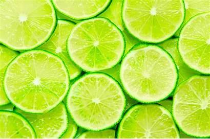 Lime 4k Sliced Lemons Flare Wallpapers Non