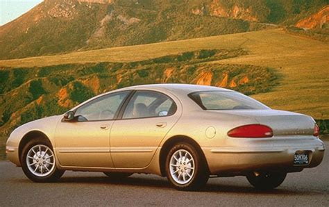 Chrysler Concorde Mpg by 2001 Chrysler Concorde Information And Photos Zombiedrive