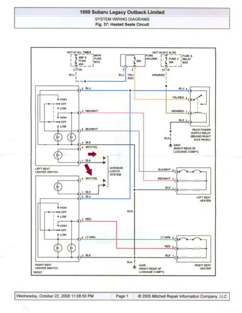 2002 subaru forester wiring harness 35 wiring diagram