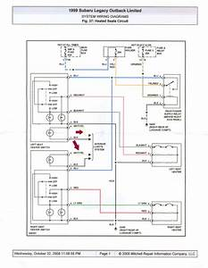 2004 Subaru Forester Radio Wiring Diagram
