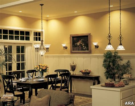 Under Kitchen Cabinet Lighting Ideas - choosing the adequate lighting for your home