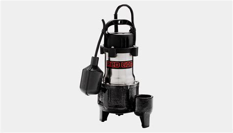 premium submersible stainless steel sump pumps red lion