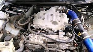 Infiniti G35 M6 Coupe 2003 Engine Rod Knock