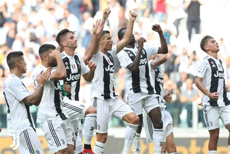 The complete schedule for Juventus games in the 2018-19 season, in all competitions.