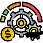 Cost Icon Premium Costo Icono Icons Iconos