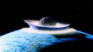 Earth's surface 'vaporized' from asteroid impact that ...