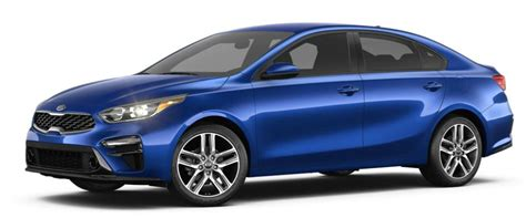 color options    kia forte