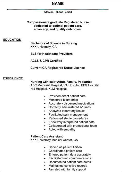 top  resumes  registered nurse imagesnursingsample