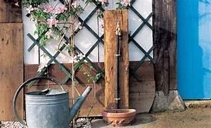 Installer Robinet Exterieur : deco robinet exterieur deco exterieur terrasse djunails ~ Dallasstarsshop.com Idées de Décoration