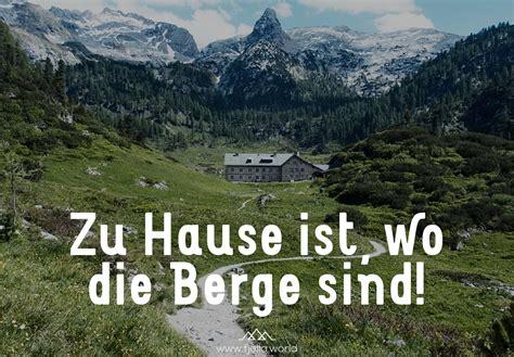 no words needed berge sprche zitate wandern mountains