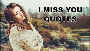 Missing You Quo... Miss Some1 Quotes