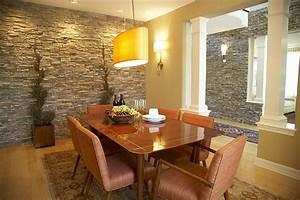 Esszimmer Gestalten Wände : dekosteine f r wand eine geniale idee ~ Lizthompson.info Haus und Dekorationen