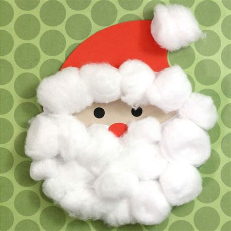 cotton ball christmas crafts festival collections