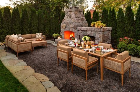 Outdoors Patio : 25+ Fabulous Outdoor Patio Ideas To Get Ready For Spring