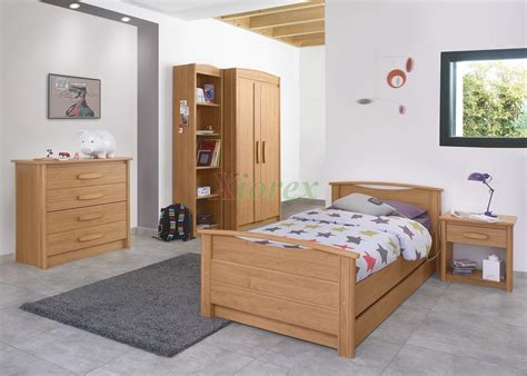 Child Bed Gami Montana Set For Bedroom White Ash Alder