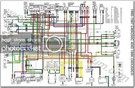 1986 Honda Cb450sc Wiring Diagram by Iemand Verstand Draadbomen Techniek Vragen En