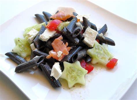 seiche cuisine salade de pâtes à l 39 encre de seiche cuisine et dépendances