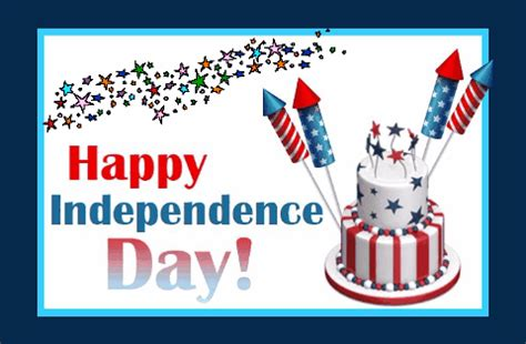 Celebrate Independence Day! Free Fireworks eCards ...