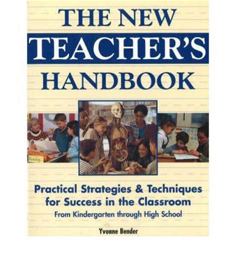 the new s handbook yvonne bender 9780965925822 130 | 9780965925822