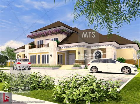 Mr Spice 7 Bedroom Bungalow  Modern and contemporary