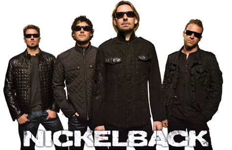 Nickelback With Logo Png By Nickelbackloverxoxox On Deviantart