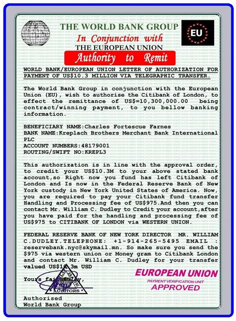 correspondence desk western union com